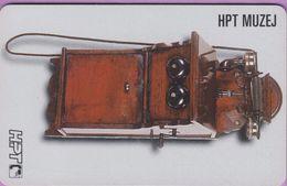 Télécarte Croatie - HPT Muzej - Téléphone 1905 - Croatie