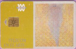 Télécarte Argentine °° Telecom En El Arte-09 1995 - Argentine