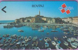 Télécarte Croatie °° Rovinj - 4CROD070233 - Croatie