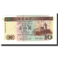 Macau, 10 Patacas, KM:90, 1995-10-16, NEUF - Macau