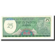 Surinam, 25 Gulden, 1985-11-01, KM:127b, NEUF - Surinam