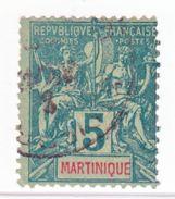 Martinique  36    (o) - Martinique (1886-1947)