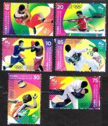 422  Judo - Boxing - Volleyball - Olimpic Games - 2016 - MNH - 2,75 - Judo