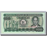 Mozambique, 100 Meticais, 1980, 1980-06-16, KM:126, NEUF - Mozambique