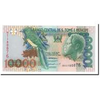 Saint Thomas And Prince, 10,000 Dobras, 1996, 1996-10-22, KM:66a, NEUF - Sao Tomé Et Principe