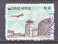 KOREA C 32   (o)  Granite  Paper - Korea, South