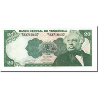 Venezuela, 20 Bolivares, 1990, 1990-05-31, KM:63c, NEUF - Venezuela