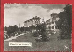 FONT ROMEU  - Pyrénées Orientales - LE GRAND HOTEL - CPM - France