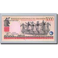 Rwanda, 5000 Francs, 1998, 1998-12-01, KM:28a, NEUF - Rwanda