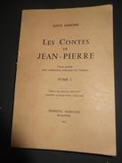 Les Contes De Jean Pierre ...louis Mercier ..(.patois Roannais) - Rhône-Alpes