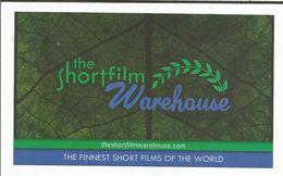 CP CINEMA THE SHORT FILM WAREHOUSE 2014 - Film