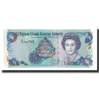 Îles Caïmans, 1 Dollar, 2001, KM:26a, NEUF - Iles Cayman