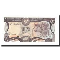 Chypre, 1 Pound, 1992-02-01, KM:53b, NEUF - Chypre