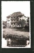 """CPA Chiny, Hotel """"Aux Comtes De Chiny"""" Avec Uferpartie - Chiny"""