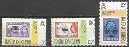Tristan Da Cunha - 1979 Sir Rowland Hill Set Of 3 MNH **  Sc 260-2 - Tristan Da Cunha