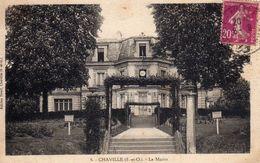 92- 300536   -   CHAVILLE -   La Mairie - Chaville
