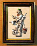 CADRE LES ETAINS DU VELAY ETAIN D. BALDI UNE S1GNATURE CREATION PIMDECOR - Tins