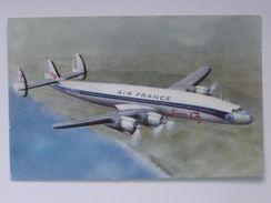 Air France  Super G /  1955 Year - 1946-....: Era Moderna