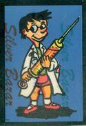 CARTOLINA IN VELLUTO-CARTE POSTALE VELOUR-VELVET POSTCARD-SAMTKARTE-INFERMIERE - Cartoline