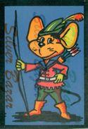 CARTOLINA IN VELLUTO-CARTE POSTALE VELOUR-VELVET POSTCARD-SAMTKARTE-ARVCIERE - Cartoline