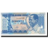 Guinea-Bissau, 500 Pesos, KM:12, 1990-03-01, NEUF - Guinea-Bissau