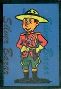 CARTOLINA IN VELLUTO-CARTE POSTALE VELOUR-VELVET POSTCARD-SAMTKARTE-LAZIALE-GIUBBA ROSSA - Cartoline