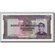 Mozambique, 500 Escudos, 1967, 1967-03-22, KM:118a, NEUF - Mozambique