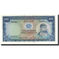 Portuguese Guinea, 100 Escudos, KM:45a, 1971-12-17, NEUF - Guinea-Bissau