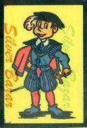 CARTOLINA IN VELLUTO-CARTE POSTALE VELOUR-VELVET POSTCARD-SAMTKARTE-SPADACCINO - Cartoline