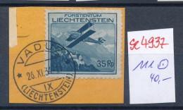 Liechtenstein Nr. 111  O  ( Se4937   ) Siehe Bild ! - Liechtenstein