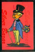CARTOLINA IN VELLUTO-CARTE POSTALE VELOUR-VELVET POSTCARD-SAMTKARTE-INNAMORATO - Cartoline
