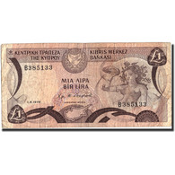 Chypre, 1 Pound, 1979, 1979-06-01, KM:46, B+ - Switzerland