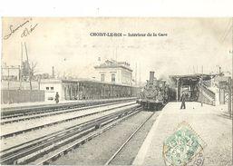 CHOISY Le ROI.  Intérieur De La Gare. - Choisy Le Roi