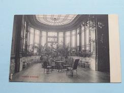 Jardin D'Hiver - Grand Hotel De Londres ( Van Dantzig ) Anno 19?? ( Zie/voir Foto Voor Details ) !! - Antwerpen