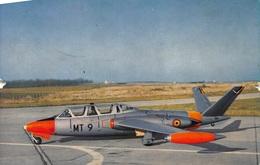 Belgisch Leger  MT 9    Fouga Magister  CM170          I 149 - 1946-....: Moderne
