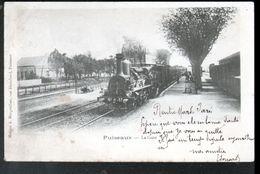45, Puiseaux, La Gare - Puiseaux