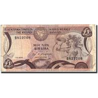Chypre, 1 Pound, 1979, 1979-06-01, KM:46, B+ - Cyprus