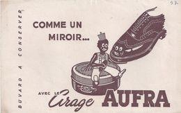 Buvard Cirage Aufra - Chaussures