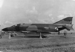Foto ! Geen Postkaart!  USAF   Mc Donnell F4H-I  Phantom II        Luchtmacht          I 160 - 1946-....: Era Moderna