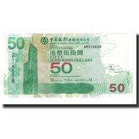 Hong Kong, 50 Dollars, 2003-07-01, KM:336a, NEUF - Hong Kong