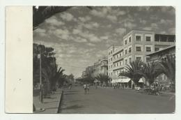 ASMARA -   VIAGGIATA  FP - Eritrea