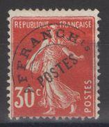 France - YT Préo 58 (*) - Vorausentwertungen