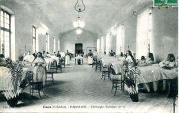 N°54653 -cpa Caen -hôpital Civil- Chirurgie Femmes- - Caen