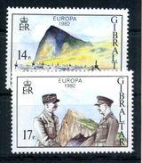 1982 GIBILTERRA SERIE COMPLETA MNH ** - Gibilterra