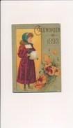 Calendrier ( Des Saisons ) De 1893 ( 32 Pages ) - Calendars
