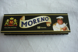 Tobacco,cigarette Paper, Rolling Papers, Moreno, - Autres