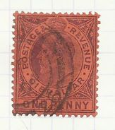 Gibraltar N°48 Cote 6.00 Euros - Gibraltar