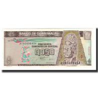 Guatemala, 1/2 Quetzal, 1996-08-28, KM:96a, NEUF - Guatemala
