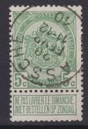 N° 83  ASSCHE - 1893-1907 Armoiries