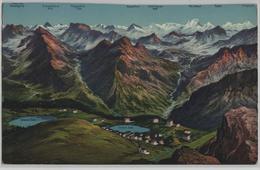 Arosa - Panorama - Photo: Wehrli - GR Grisons